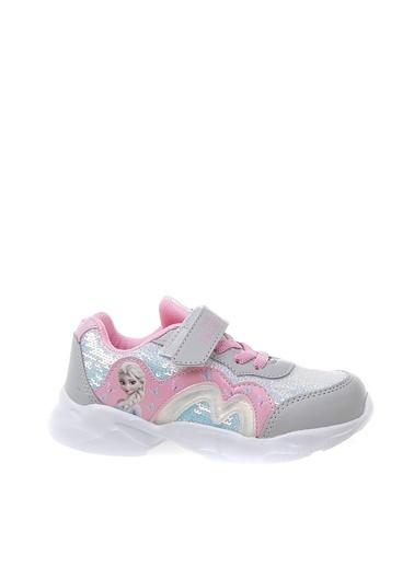 Pink Step Yürüyüş Ayakkabısı Gri